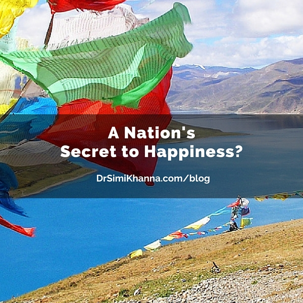 A Nation's Secret to Happiness?