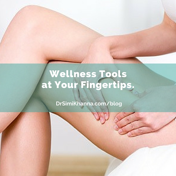 Wellness Tools at Your Fingertips.