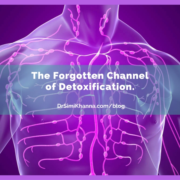 The Forgotten Channel of Detoxification.