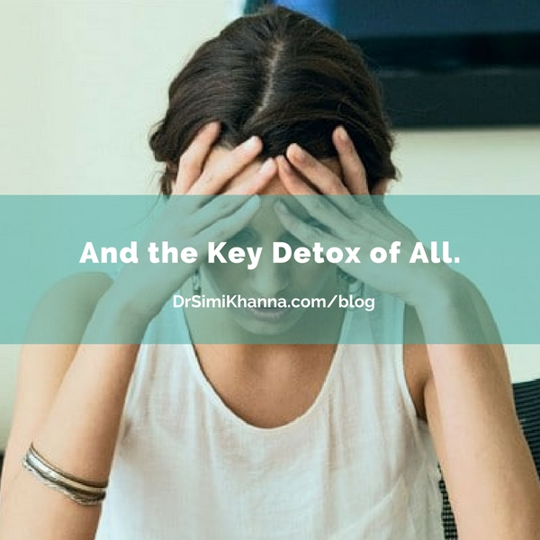 And the Key Detox of All.