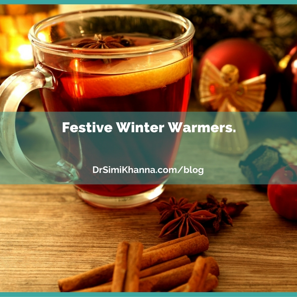 Festive Winter Warmers.