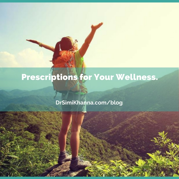 Prescriptions for Your Wellness.