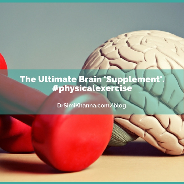 The Ultimate Brain 'Supplement'.