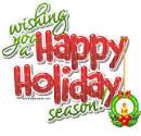 Happy Holidays from Dr Simi Khanna