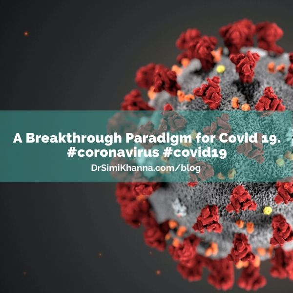 A Breakthrough Paradigm for Covid 19